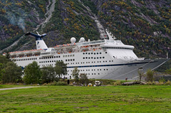 Cruise Ship Magellan (C.G.Photos) Tags: cruise norway holidays fjords magellan