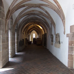Castle hallway with vaulted ceilings thumbnail