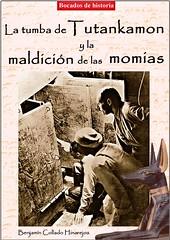 Portada Tutankhamon.334Anubis-reducida (Benjamin Collado) Tags: libro egipto momias tutankamon