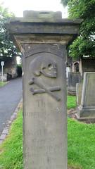 194/365 Memeno Mori, Edinburgh