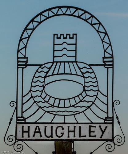 Haughley Village Sign