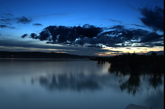 Pamvotis' lake sunset (Giorgos.siat) Tags: sunset sky lake nature night clouds sunrise reflections landscape greek photography nikon outdoor greece waterscape ioannina giannena epirus pamvotis pamvotida ιωαννινα γιαννενα ηπειροσ γιαννινα παμβωτιδα