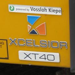 New Flyer XT40 (zargoman) Tags: seattle new travel bus electric flyer trolley transportation transit 40 kingcountymetro newflyer lowfloor trackless newflyerindustries xcelsior xt40 xcelscior