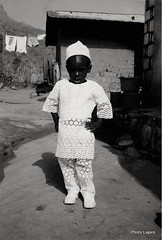 My Dad took this photo about 25 years ago. Location: Cameroon, West Africa. (denoom) Tags: africa vintage cameroon bamenda