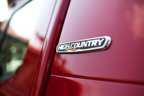 Chevrolet Colorado High Country