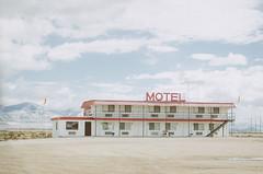 Motel (anthonyharle.com) Tags: usa station america 50mm hotel nikon motel gas gasstation idaho faded fade nikkor f18 afs 50mmf18 vsco nikond7000 afsnikkor50mmf18g vscofilm vsco06
