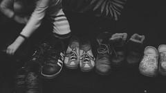 110/365 The shoe organizer