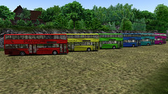 OMSI 2 Southwest Transport Repaints (Brandy0604) Tags: 2 man southwest bus for transport company virtual omsi rockys repaints d92