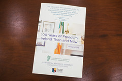 100 Years of Freedom: Ireland Then and Now (theedwardmkennedyinstitute) Tags: erichaynes erichaynescom boston massachusetts unitedstates bertie ahern bertieahern ireland centenary