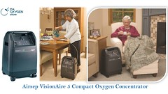 Airsep VisionAire 5 Compact Oxygen Concentrator 2 (The Oxygen Store) Tags: oxygenbar medicaloxygen oxygenconcentrator portableoxygen oxygenequipment oxygengenerator oxygenstore