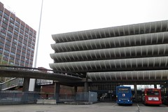 Preston Bus Station (moley75) Tags: building concrete modernism lancashire preston 1960s monstrosity modernarchitecture sixties brutalist charleswilson ovearup iloveit sixtiesarchitecture prestonbusstation keithingham