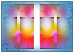 Planning Ahead (Joe Vance aka oliver.odd - running in Safe Mode) Tags: autumn light abstract art face digital movement sleep dream surreal manipulation planning ideas breaking geometrics chisil