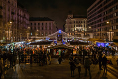 Christmas market Budapest (Alex Verweij) Tags: christmas canon market budapest christmasmarket 5d markt f4 125 kerstmarkt boedapest stedentrip markiii hongarije iso640 hongary alexverweij