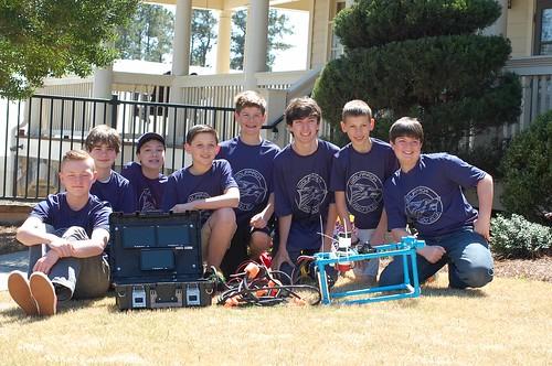 Wolfpack ROV Team 2015