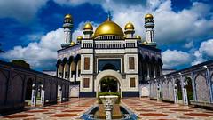 Masjid Jame' 'Asr Hassanil Bolkiah (muhammadnizam.omar) Tags: mosque masjid asr jame bolkiah hassanil