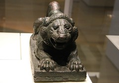 Assyrian Lion Weights (c. 800–700 BC) (praja38) Tags: old uk england london art history museum bronze writing ancient iran britain lion historic british script artifact period weight susa weights phoenician assyrian aramaic mesopotamian nimrud assyrianlionweights lionweights