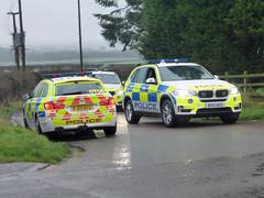 BX15NZG  FJ13AFU (Emergency_Vehicles) Tags: leicestershire police afu bx15 nzg fj13