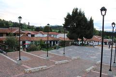 "Plaza central en el Pueblito Boyacense • <a style=""font-size:0.8em;"" href=""http://www.flickr.com/photos/78328875@N05/23685424622/"" target=""_blank"">View on Flickr</a>"