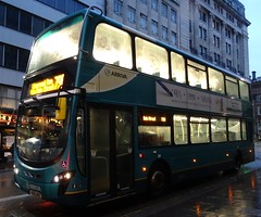 Liverpool (Andrew Stopford) Tags: liverpool eclipse wright arriva vdl 2dl db300 mx61akz