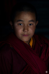 'Divine' (subodh shetty) Tags: travel nepal portrait people white kids photography nikon shrine peace buddhist prayer religion culture documentary vivid traditions places roadtrip tibet monastery journey monks nikkor katmandu tibetian shetty gompa subodh mynikkor