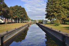 Dieren; sluis Apeldoorns kanaal (Fred van Daalen) Tags: dieren apeldoornskanaal gelderland veluwe netherlands