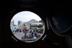 2016-09-17: Outside Your Window (psyxjaw) Tags: chatham dockyard forties event salutetotheforties kent 40s reenactment historic