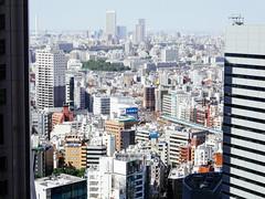 Nishi Shinjuku (Dick Thomas Johnson) Tags: japan tokyo shinjuku    toshima ikebukuro    sunshinecity sunshine60 60 nishishinjuku      buildings skyscraper  architecture structure