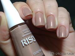 Risqué – Ouro Nude (Raíssa Assis) Tags: esmaltes esmalte nail nailpolish nails unhas unha risque nude