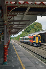 South-West Trains Class 158 at Kemble (studogs30) Tags: gwr greatwesternrailway southwesttrains kemble 1320cheltenhamspatoswindon goldenvalley