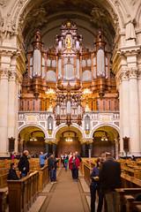Berliner Dom Orgel (kevin.hackert) Tags: berlin berlinerdom domkirche mitte museumsinsel oberpfarrkirche spreeinsel stadtmitte ev evangelisch