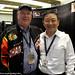 Jeff Lemke and Se Ho Jang from Boo-Rim Precision Company, Inc.