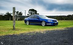 DSC_0011.jpg (CJL_Auto) Tags: ford ba bf australian blue bluecar nikon nikond3300 d3300 falcon