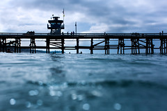 San Clemente (Piizzi) Tags: chrispizzitola orangecounty photographer piizzi piizzicom piizzii blackandwhite infraredphotographer ir oc pizzitola surfphotographer surfing videographer water