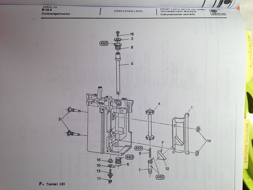 Leica CL Repair Manual