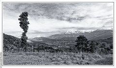 View from Bhundi (Dhaulagiri, Annapurna Sud, Annapurna I, Hiunchuli and Machhapuchhre) (L'Abominable Homme de Rires) Tags: népal atalante bhumdi nb noiretblanc blackwhite canon 5dmiii 5dmkiii tamron 2470mmf28 machhapuchhre anapurnarange annapurna himalaya hiunchuli mardihimalbasecamp huwans clubaventure trekdumardihimal mardihimaltrek travel trekking mountain fishtail acap eos5dmarkiii