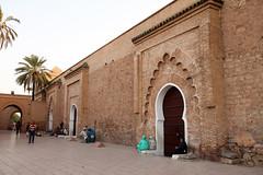 La mosque Koutoubia- Marrakech, Maroc (Claudio Nichele) Tags: lamosquekoutoubia kutubiyya mosque mosque koutoubia medina marrakech maroc morocco medinaofmarrakesh medinamarrakesh