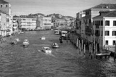Grand Canal, Venice, Italy, Nikon D40, nikon nikkor 55mm f-3.5, 10.26.16 (steve aimone) Tags: grandcanal canal waterway architecture venice italy nikond40 nikonnikkor55mmf35 nikonprime primelens blackandwhite monochrome monochromatic landscape cityscape