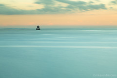 Tranquility (Tom Kaszuba) Tags: tranquility bigstopper 10stopnd longexposure newlondonledgelighthouse