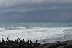 DSC_0177 (Andy 5691) Tags: storm waves lanzarote beach rocks sea sky clouds nikon d5000 water coast landscape