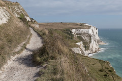 National Trust Land (ClydeHouse) Tags: whitecliffsofdover nationaltrust englishchannel portofdover whitecliffs dover kent byandrew port