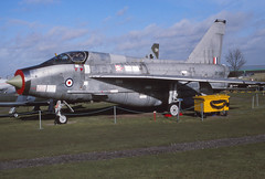 Lightning T.55 (Pentakrom) Tags: english electric lightning midland air museum baginton coventry zf598