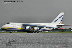 Antonov An-124 Stylised (bananamanuk79) Tags: antonov 124 an124 a124 design bureau soviet ukraine an124100m huge giant plane planes spotting planespotter planewatch pictures avgeek flight flying pilot runway 22 london stansted airport biggest jet big airplane aircraft vehicle outdoor air