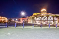 Under Moonshine (seanbeebe_photo) Tags: asburypark carousel fullmoon night nj newjersey