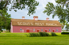 Scout's Rest Barn (Eridony) Tags: northplatte lincolncounty nebraska statepark barn constructed1887