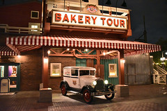 Bakery Tour in DCA (GMLSKIS) Tags: disney california amusementpark anaheim dca disneycaliforniaadventure bakerytour