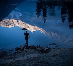 The Umbrella Man #02 (Thomas Leuthard) Tags: thomasleuthard streetfotografie