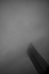 Show me your madness (Alexandre Dulaunoy) Tags: bce ecb bank building sooc noiretblanc noirblanc cloud tour nuage bw nb