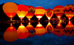 Balloon Glow (Pete Foley) Tags: balloons balloonglow hotairballoons fullofhotair petefoleyphotography nikond800 cincinnatiohio cincinnati ohio redmatrix flickrsbest overtheexcellence littlestories picswithsoul