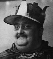 Fat Man (~ Lone Wadi Archives ~) Tags: fatman portrait large grande retro 1910s mysterious unknown