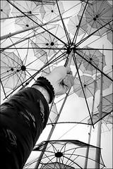 under my umbrella (bostankorkulugu) Tags: greece makedonia timeless macedonian  macedonia thessaloniki salonica salonika hellas neaparalia paralia umbrella zongolopoulos umbrellas georgezongolopoulos sculpture art artwork giorgoszogolopoulos  selfportrait
